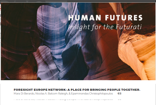 Human Futures August 2021